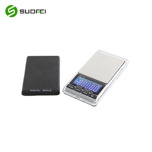 Suofei SF-718 Micro Balance Balance Digita Mini Gram Weigh Electronic Pocket Scale